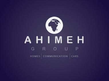 Logo design for Ahimeh.com