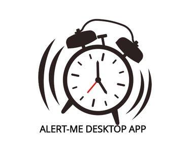 Alert-Me Desktop Application