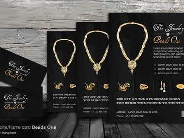 Flyer & Brochure Jewelry