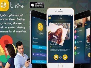 T-Nine Dating App