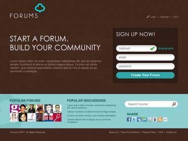 FORUMS.COM