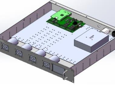 Solidworks Crate Design