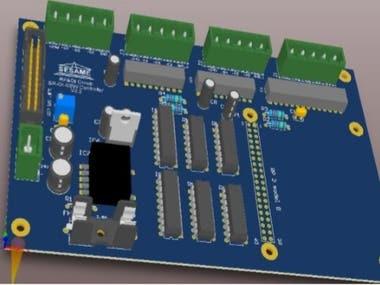 Signal Switcher PCB Design using Altium Designer