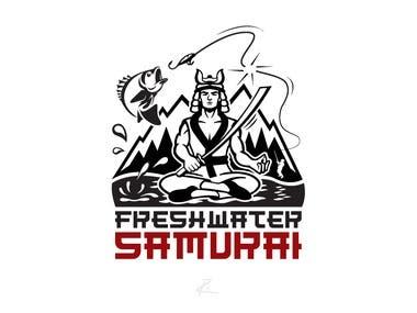 Freshwater Samurai Logo