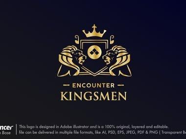 Logo for Encounter Kingsmen
