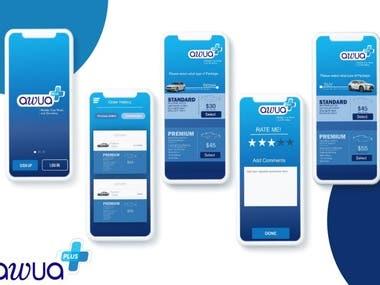 Awua Plus Apps (Car Detailing Service)