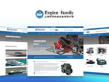 Engine Family (Engine Spare Parts)
