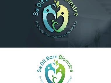 SE Dit Barn Logo design