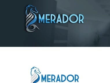 Merador logo design