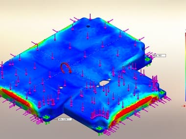 Sample FEA Analysis Results