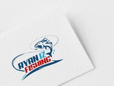 LOGO RYAN IZ FISHING