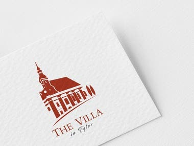 LOGO THE VILLA
