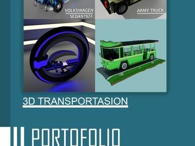3d Transportation