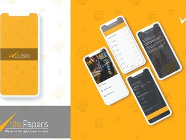 Write Papers (Mobile Apps)