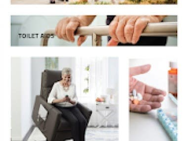 SPAMA Home Health Care (Web App) for Android and iOS