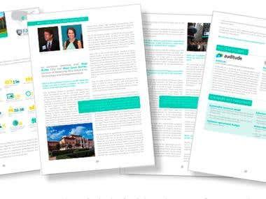Report / Brochure Design