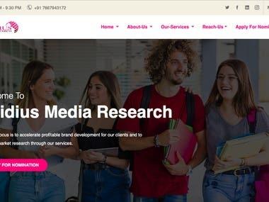 Reidius Media Research