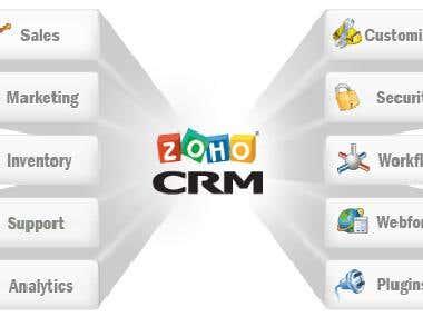 Zoho CRM Consultant & Developer