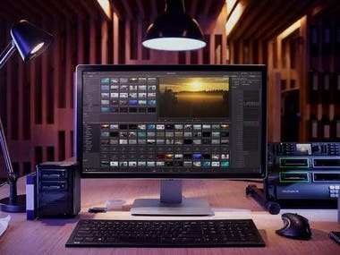 Professional and Elegant Video Editing