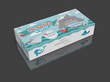 Kids Packaging Design