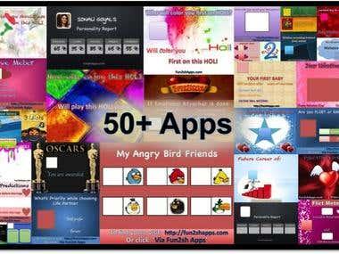 Fun2sh Apps