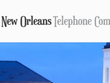 Appointment Setter for New Orleans Telephone Company