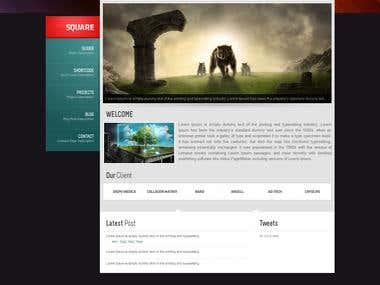 HTML 2 Wordpress