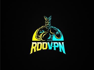 RooVPN Logo