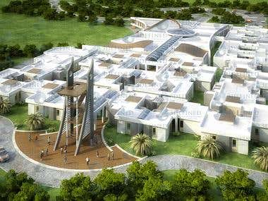 An Architectural Competition in Tunisia