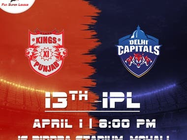 IPL WEBSITE BANNER