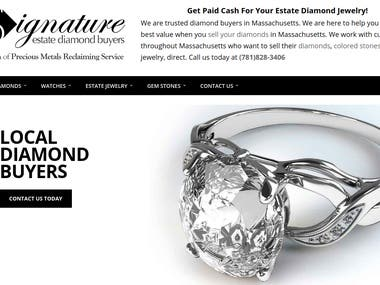 Signature Estate Diamond Buyers