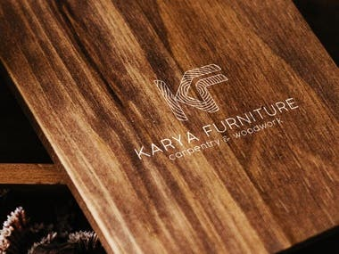 Karya Furniture Logo