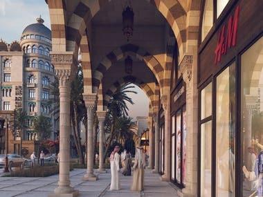 SOUQ ALQAYED, Qatar