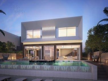 Luxurios Residential Villa