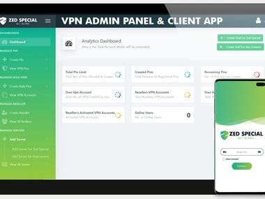 ZedSpeccial VPN Project