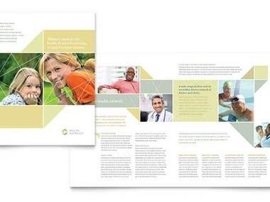 Brochure Design Portfolio 1 By Logoinn