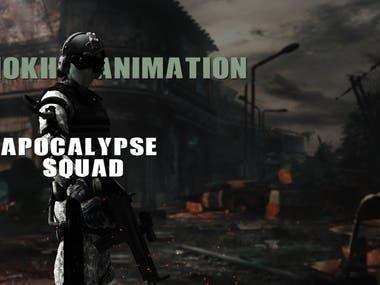""" Apocalypse Squad "" June - 2020"