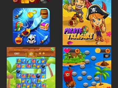 Android and iOS Game App