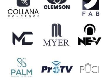 Flat/Minimalist Logo Design