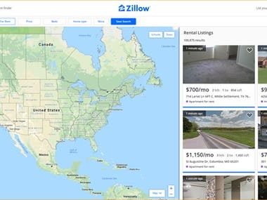 Zillow (Web Sites)