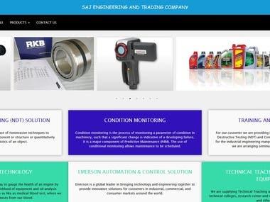 SAJ Engineering and Trading Company