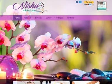 Nishu Salon & Spa