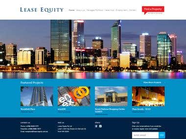 Lease Equity Website