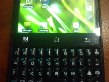 Motorola Charm : Port Android 2.2.1 to 2.3.7
