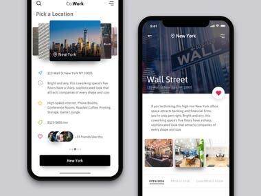 Travel booking Flutter App