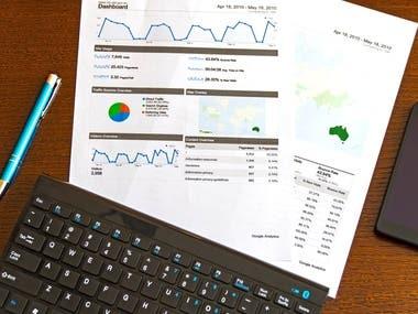 I Dashboards I Data Analysis I