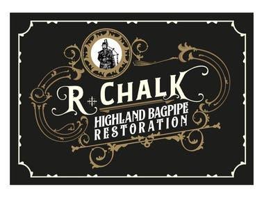 R.Chalk Logo Contest