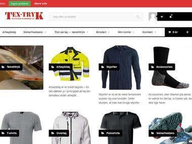 Clothing Ecommerce