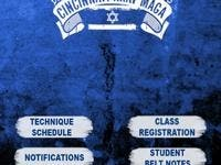 Cincinnati Krav Maga - Android And iOS app