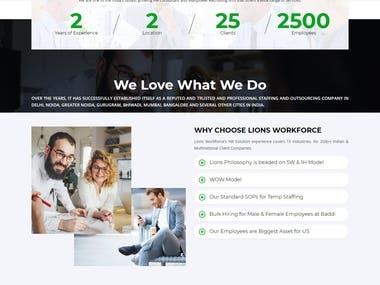 Lions Workforce